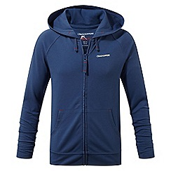 Craghoppers - Blue nosilife ryley hoody