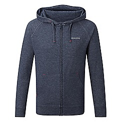 Craghoppers - Soft navy marl nosilife ryley hoody