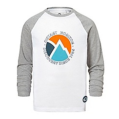 Craghoppers - White discovery adventures long sleeved t-shirt