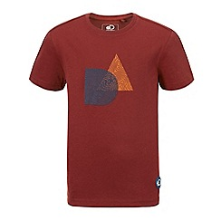 Craghoppers - Red discovery adventure short sleeved t-shirt