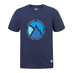 Craghoppers - Navy discovery adventure short sleeved t-shirt