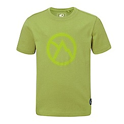 Craghoppers - Green discovery adventure short sleeved t-shirt