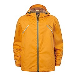 Craghoppers - Dark yellow 'Appin' waterproof jacket