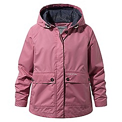 Craghoppers - Pink 'Faraway' waterproof jacket