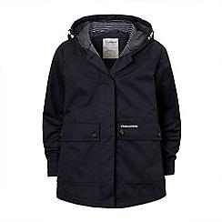 Craghoppers - Blue 'Faraway' waterproof jacket