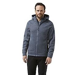 Craghoppers - Blue vector hooded jacket
