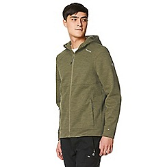 Craghoppers - Green vector hooded jacket