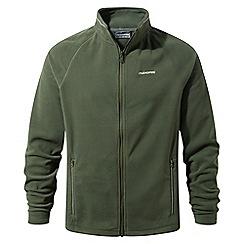 Craghoppers - Green 'Selby' full zip fleece