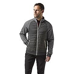 Craghoppers - Grey sandover hybrid jacket