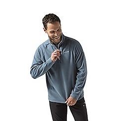 Craghoppers - Blue corey half zip fleece