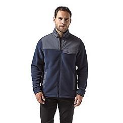 Craghoppers - Blue 'Thurso' fleece jacket