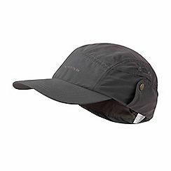 Craghoppers - Dark khaki nosilife desert hat