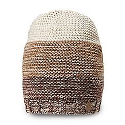 Craghoppers - Orange 'Rogan' knit hat