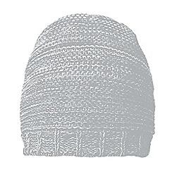 Craghoppers - Blue 'Rogan' knit hat