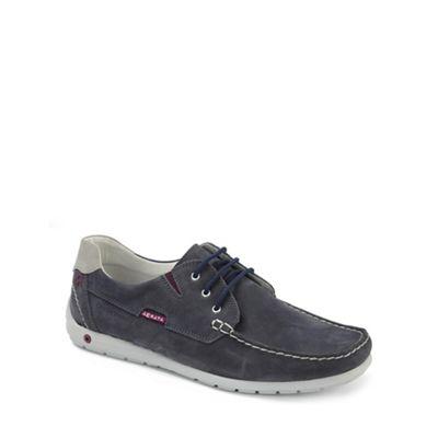 Craghoppers - Dusk blue Olbia shoes