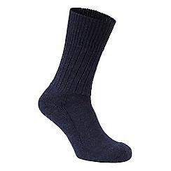 Craghoppers - Blue hiker socks