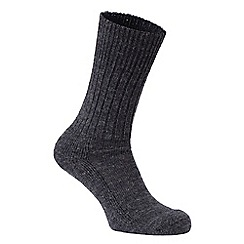 Craghoppers - Black hiker socks