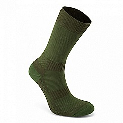 Craghoppers - Green heat regulating travel socks