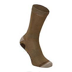 Craghoppers - Brown 'Nosilife' adventure sock