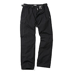 Craghoppers - Black classic walking trousers