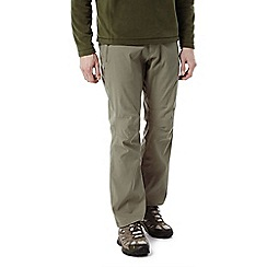 Craghoppers - Pebble Kiwi pro trousers - long length