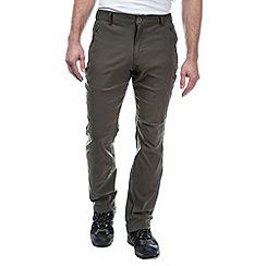 Craghoppers - Dark Khaki Kiwi Pro Active Trousers