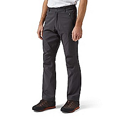 Craghoppers - Dark lead kiwi pro action trousers