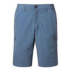 Craghoppers - Blue nosilife cargo shorts