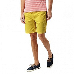 Craghoppers - Palm yellow Leon swim shorts