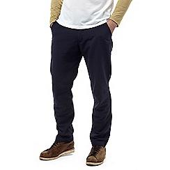 Craghoppers - Blue nosilife 'Mercier' trousers