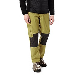 Craghoppers - Light olive Traverse trousers - regular length