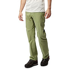 Craghoppers - Soft khaki Nosilife brecon trousers