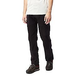 Craghoppers - Quarry grey Kiwi explorer trousers - regular length