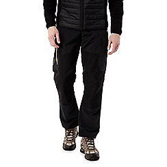 Craghoppers - Black Discovery adventures trouser - regular