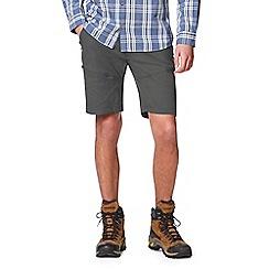 Craghoppers - Grey kiwi pro shorts