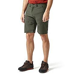 Craghoppers - Green kiwi pro shorts