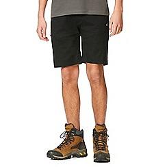 Craghoppers - Black kiwi pro shorts