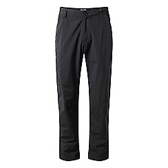 Craghoppers - Grey nosilife long length trousers