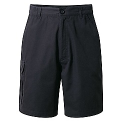 Craghoppers - Grey discovery adventures cargo shorts