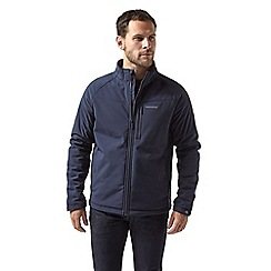 Craghoppers - Blue 'Roag' waterproof softshell jacket