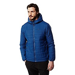 Craghoppers - Deep blue Compresslite weather resistant jacket
