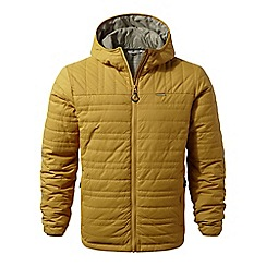 Craghoppers - Yellow 'Compresslite' insulating jacket