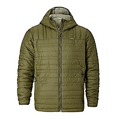 Craghoppers - Green 'Compress lite' insulating jacket