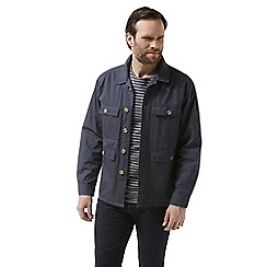 Craghoppers - Blue bridport shirt jacket