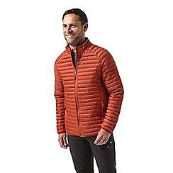Craghoppers - Orange 'Venta' lite insulating jacket