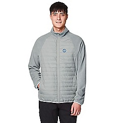 Craghoppers - Grey discovery adventures hybrid jacket