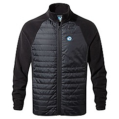 Craghoppers - Black discovery adventures hybrid jacket