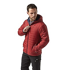 Craghoppers - Red compresslite insulating jacket