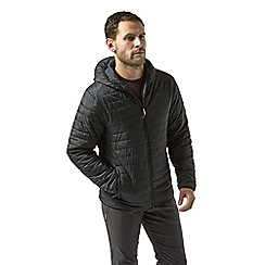 Craghoppers - Black compresslite insulating jacket