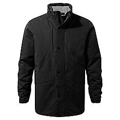 Craghoppers - Black 'Axel' insulating waterproof jacket